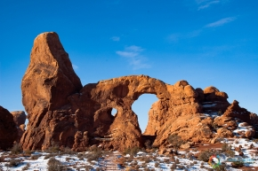 Arches National Park - The Windows Road