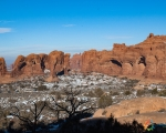 Arches National Park - Scenic Drive