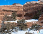 Arches National Park - Devil's Garden Trekking