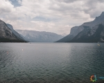 Vicino a Lake Louise