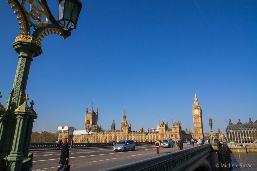 Parliament House e Big Ben