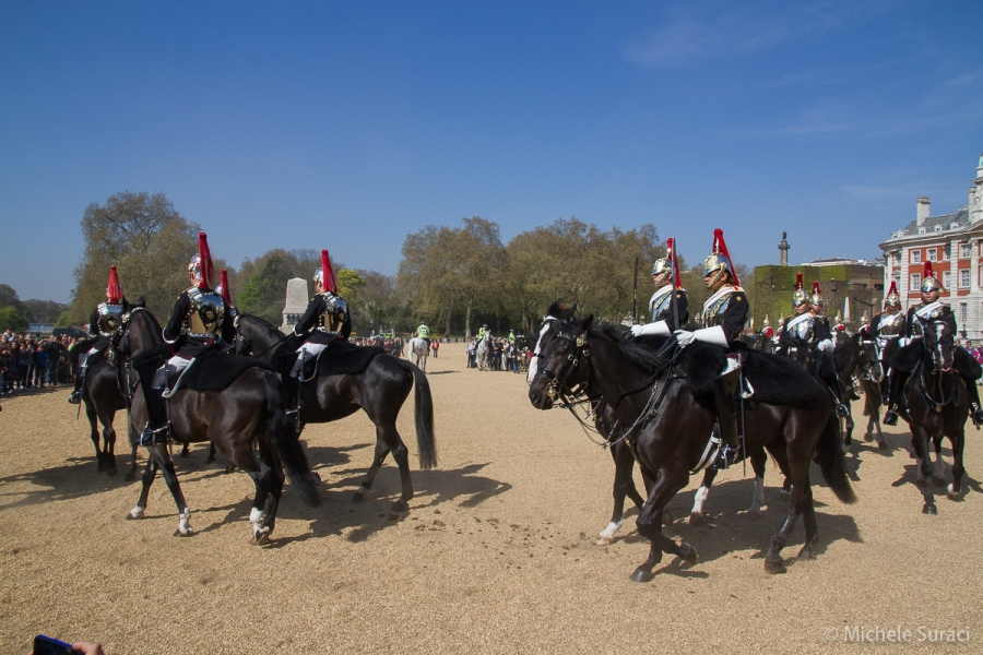 House Guards Parade