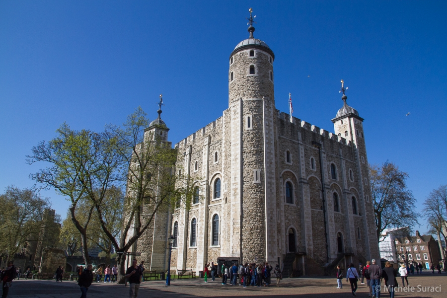 Tower of London - White Tower