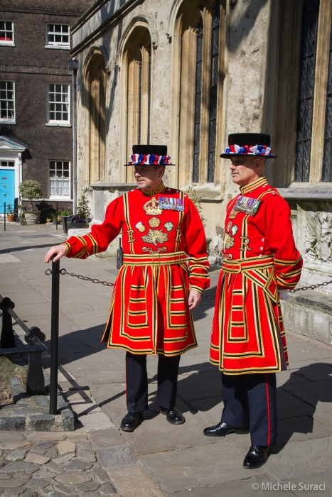 Tower of London - Beefeater