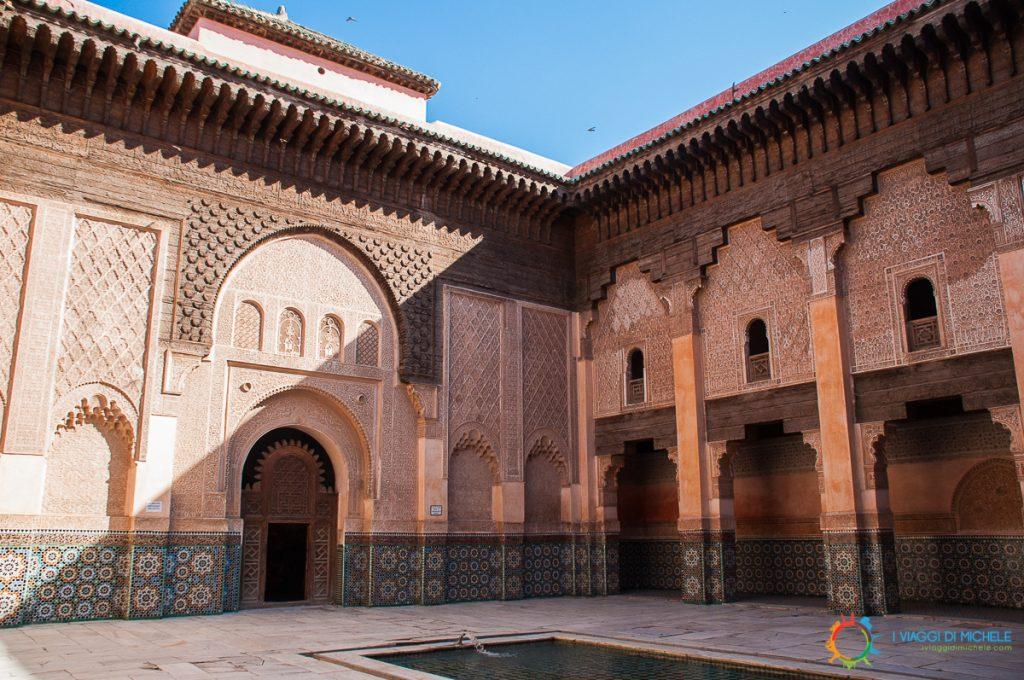 Marrakech - Medersa