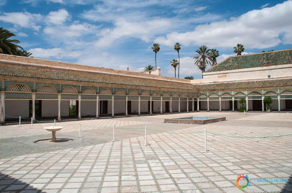Marrakech - Palais de la Bahia