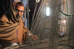 Il tessitore di seta