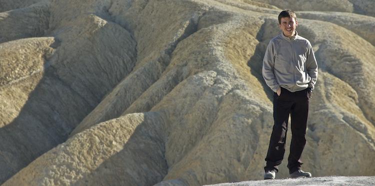 Viaggio in West Coast USA 2008 - 29 Dicembre - Death Valley NP