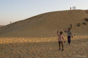 Le dune di Manwar