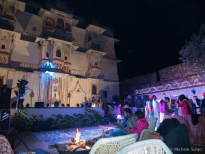 Festa al Bijaipur Castle