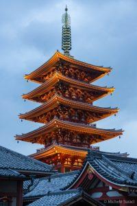 Pagoda Sensoji