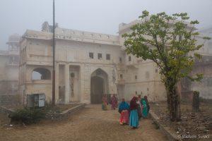 Galtaji, tempio delle Scimmie