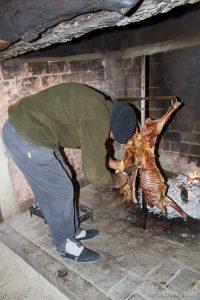 Cottura dell'asado