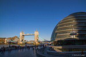 Tower Bridge da City Hall