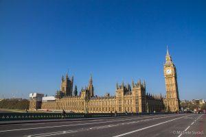 Houses of Parliament e Big Ben