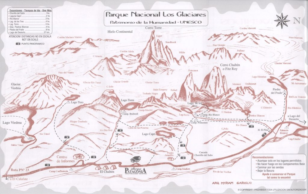 Dettaglio Trekking - Mappa 2