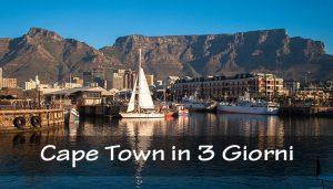 Cape Town in 3 giorni – Sudafrica