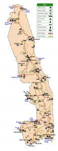 Mappa Kruger NP