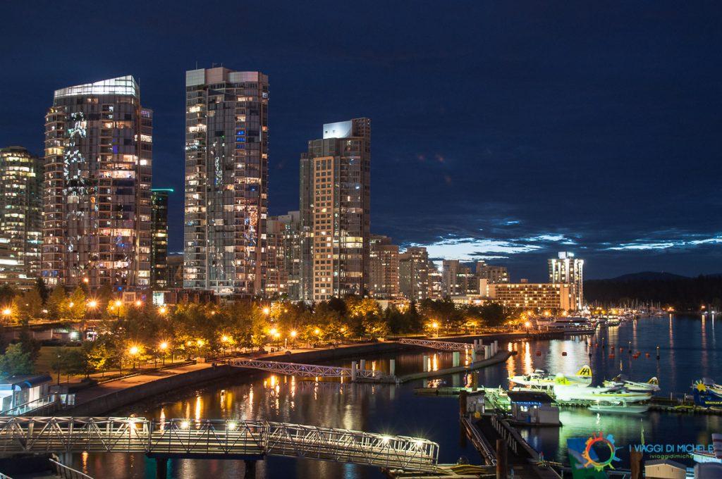 Vancouver Fantastica in Notturna