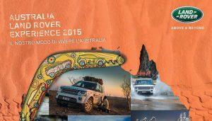 Australia Land Rover Experience 2015