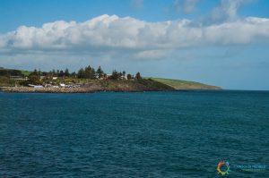 Kangaroo Island dal traghetto
