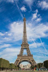 Torre Eiffel da Champ del Mars