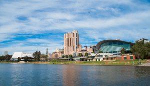 Adelaide, il nostro arrivo in Australia