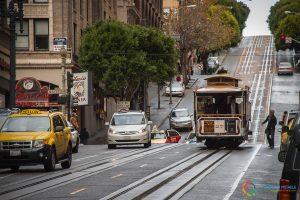 San Francisco e i Cable Car