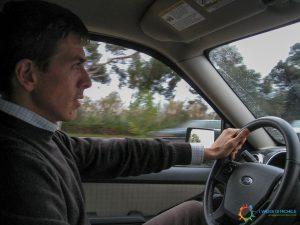 Alla guida del Ford Explorer