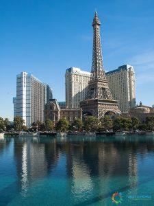 Paris vista da Bellagio
