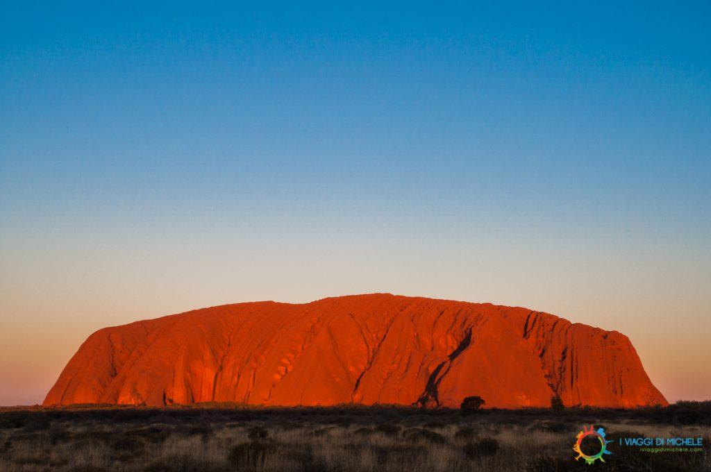 Uluru – Sunset Point