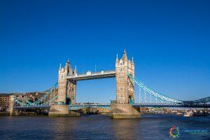 Pomeriggio - Luce ottimale per il Tower Bridge