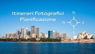Itinerari fotografici – Pianificazione