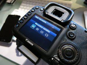 misurazione_comandi_fotocamera