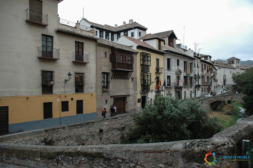 Ingresso Albayzin - Granada