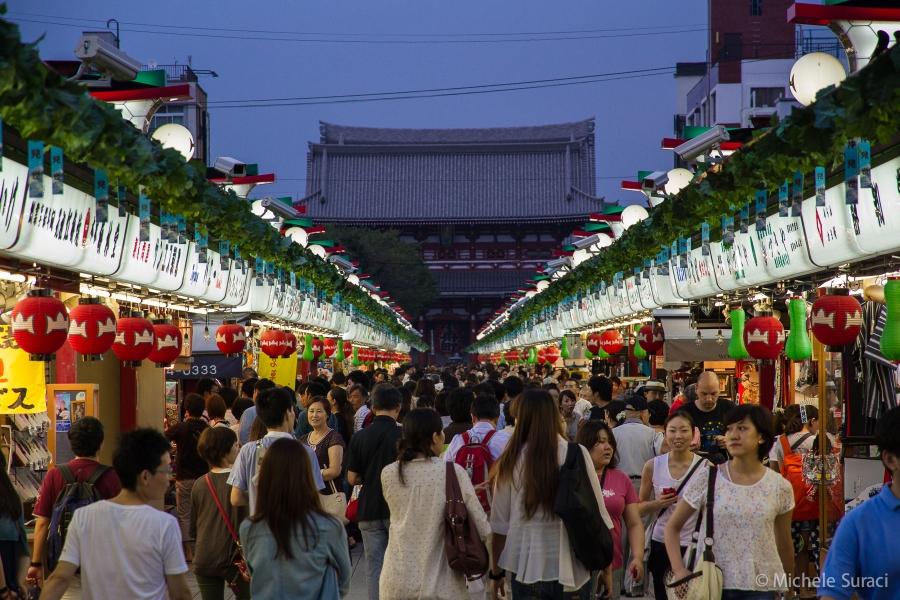 Asakusa Market - Tokyo