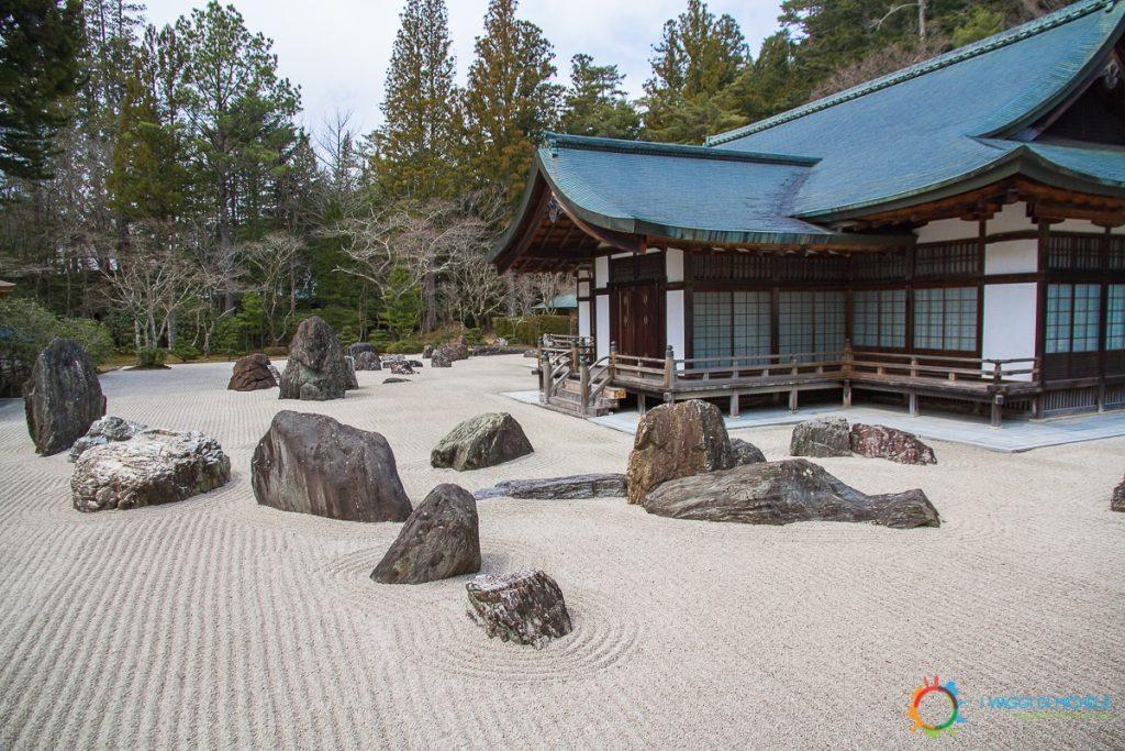 Giardino roccioso Banryutei