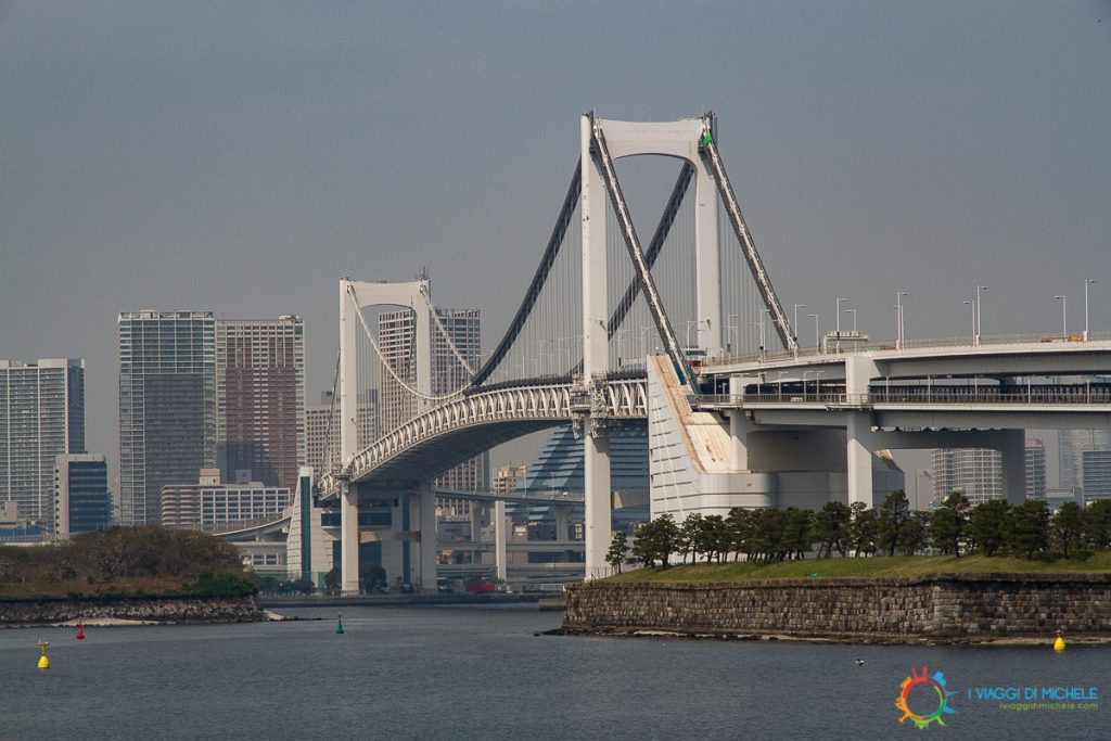 Rainbow Bridge - Odaiba