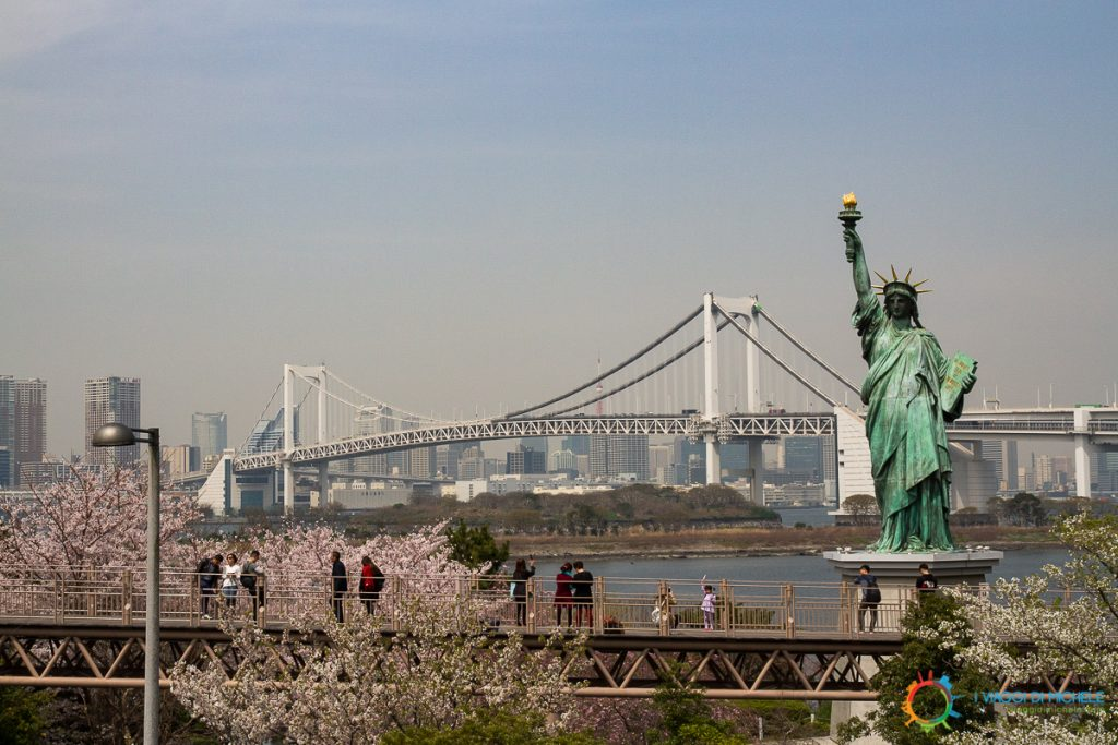 Statua della Liberà - Odaiba