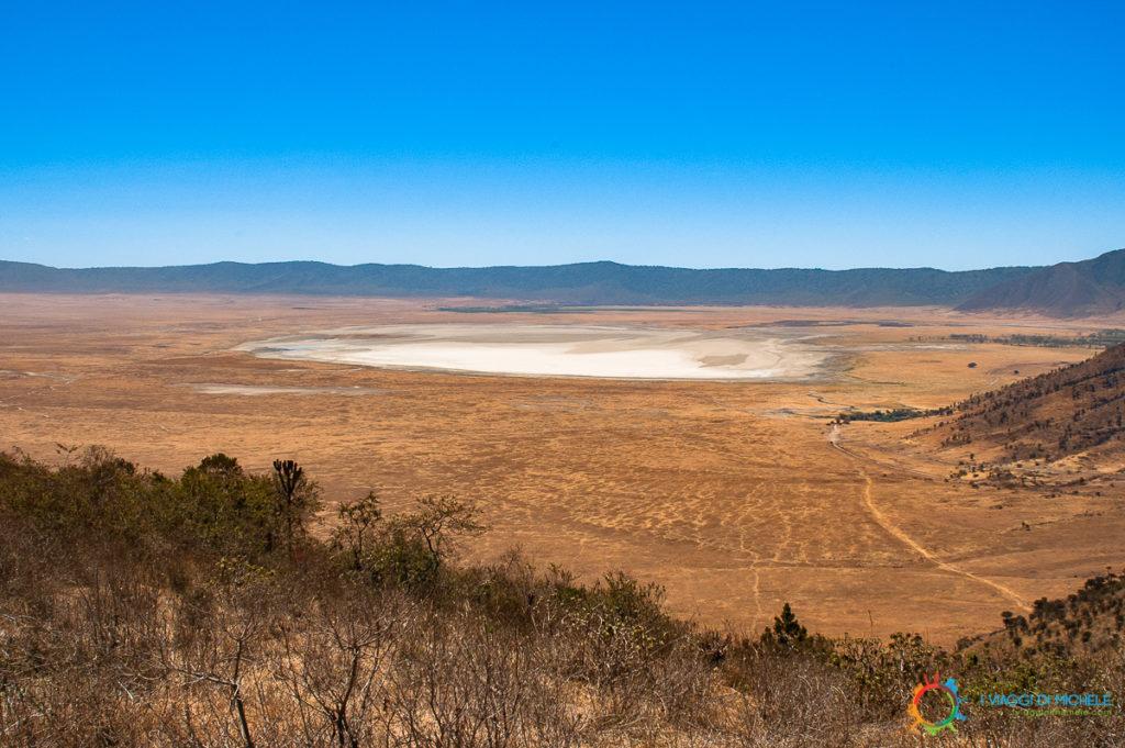 Il Cratere NgoroNgoro