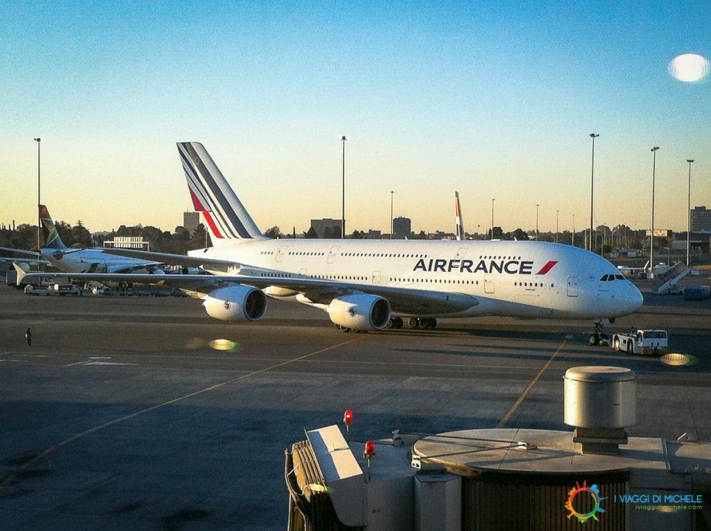 Aereo A380 Airfrance