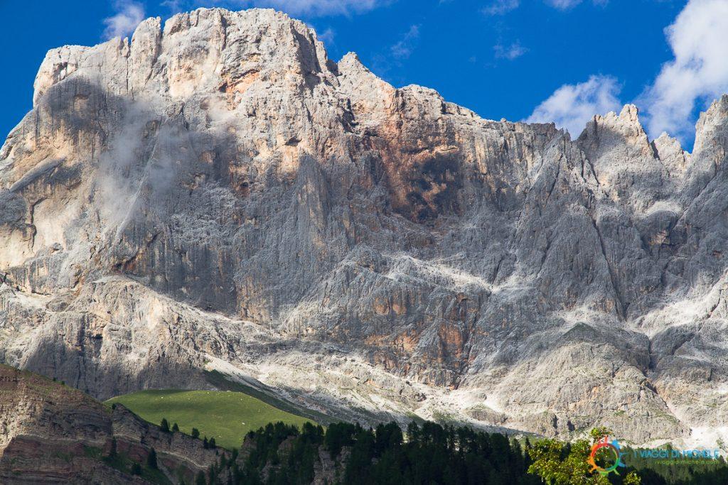 Panorama da San Martino di Castrozza