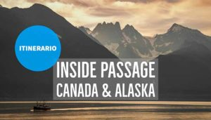 INSIDE PASSAGE, dal Canada all'Alaska