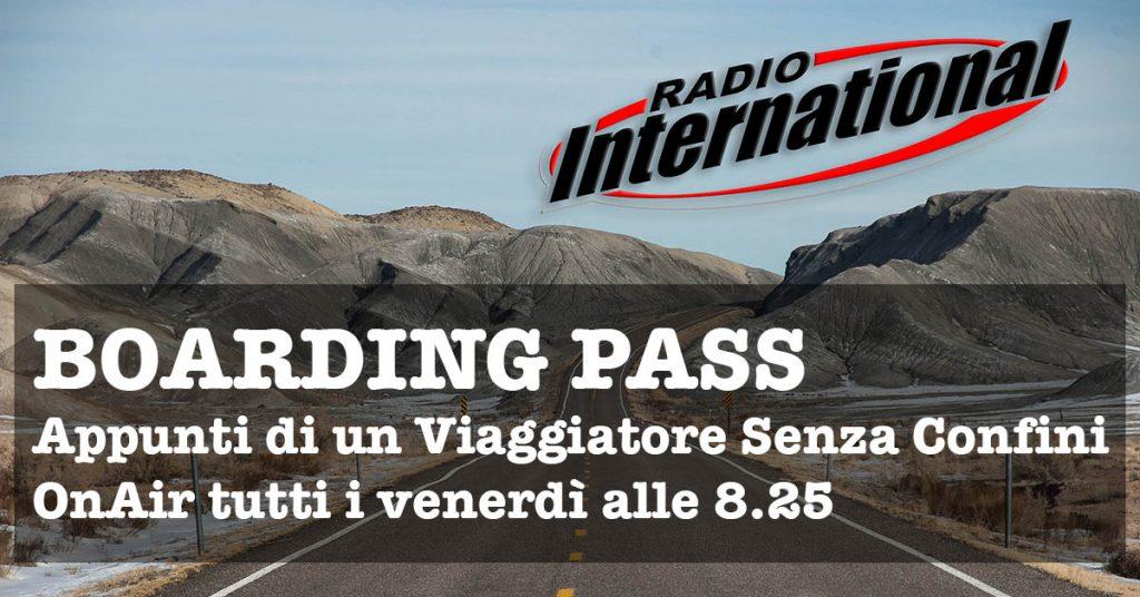 Immagine FB Boarding Pass Radio International