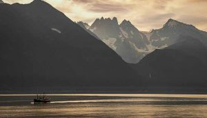 INSIDE PASSAGE, dal Canada all'Alaska