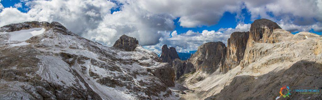Panoramica dal Passo Fradusta