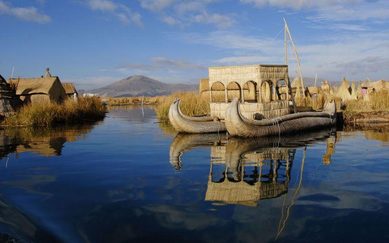 Isole di Uros