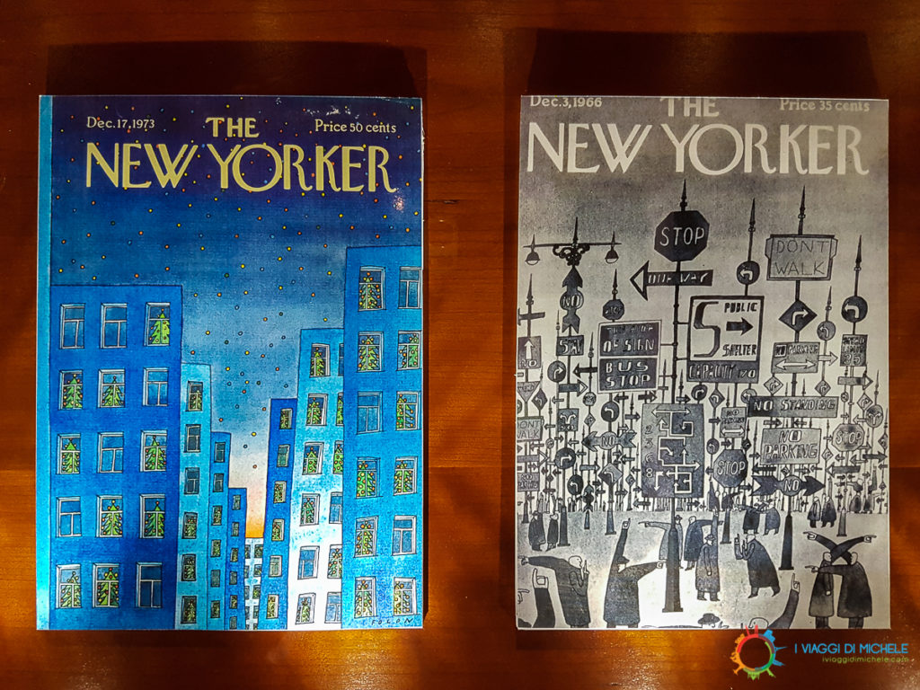 Folon - New Yorker
