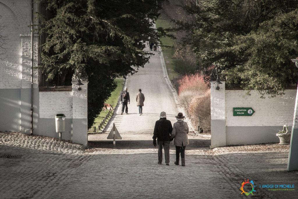 Fondation Folon - Esterno