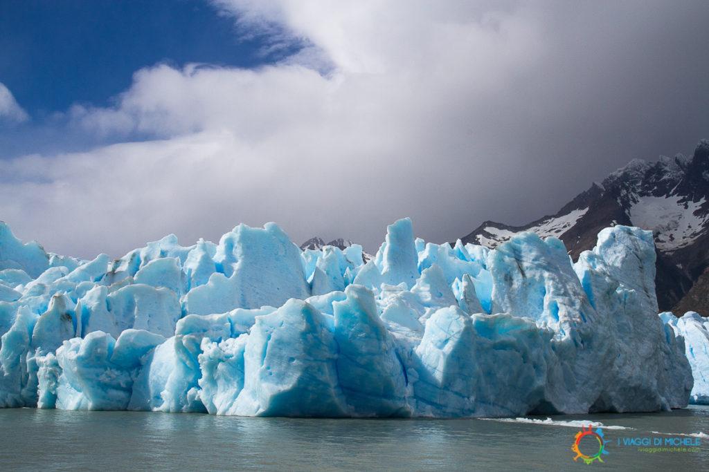 Ghiacciaio Grey - Torres Del Paine - Cile